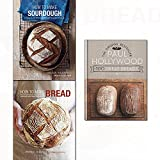 Bread making book recipe collection Books set pack