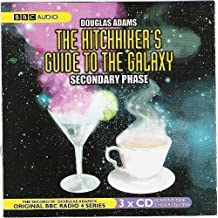 The Hitchhiker's Guide to the Galaxy: Secondary Phase (Audio CD) by Adams, Douglas (2005)