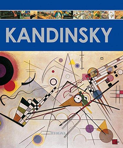 Kandinsky (Enciclopedia Del Arte) por Xavier Triadó Subirana