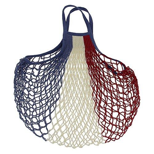 ExtraDesign Einkaufsnetz-Frankreich Juwel in super Qualität aus der Normandie, 0, Blau