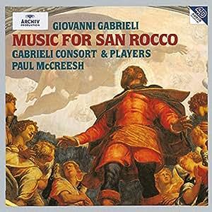 Gabrieli: Music for San Rocco (1608) /Gabrieli Consort & Players · McCreesh
