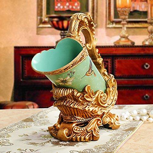 Fashion capital Europäische pastoralen Blumen und Vögel Keramik Trauben Weinregal Malerei kreative Heimat Weinschrank Möbel dekorative Ornamente Handwerk
