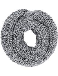 CASPAR - Écharpe tube chaude pour femme - épurée et élégante ... bd452a58564