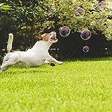 Schecker Hunde-Seifenblasen-Pistole mit Pumpmechanismus Seifenblasenspiel