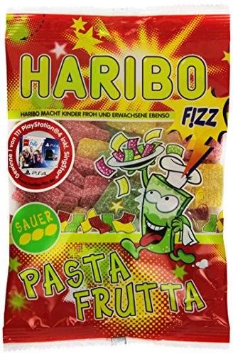 Haribo Pasta-Frutta, 6er Pack (6 x 175 g Beutel)