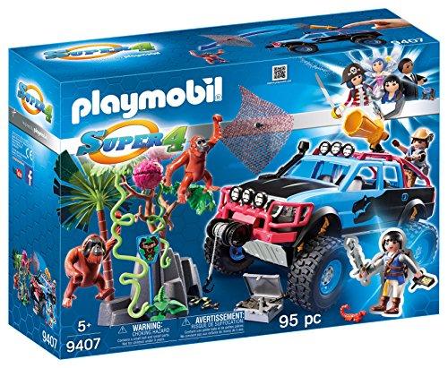 Playmobil Super 4-9407 Otro Monster Truck Alex Rock