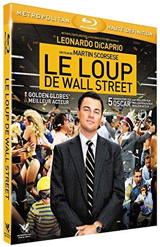 Le Loup de Wall Street [Blu-ray]