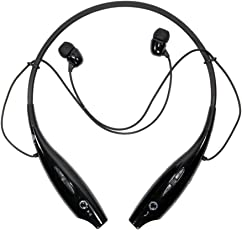 Rewy HBS-730 Neckband Bluetooth Wireless Sport Stereo Headset with Microphone for all Smartphones