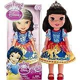 Disney Princesas JK75873 - Mi primer niño de muñecas - blanco como la nieve