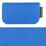 Memory-Card-Carrying-Case-Suitable-for-SDHC-and-SD-Cards-8-Pages-and-22-Slots-ECO-FUSED-Microfiber-Cleaning-Cloth-Included