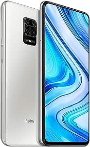 Xiaomi Redmi Note 9 Pro Smartphone Puntoshose 6 67 Zoll Prozessor Qualcomm Snapdragon 720g Kamera Quad Ai 64 Mp 8 Mp 5 Mp 2 Mp Gesamtversion Weiß 6 128g Elektronik