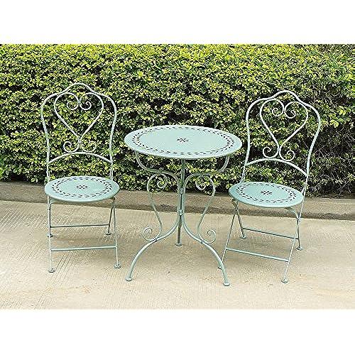 metal garden furniture set. Black Bedroom Furniture Sets. Home Design Ideas