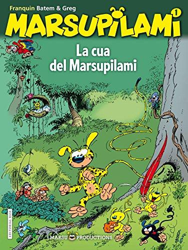 La cua del Marsupilami