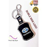 That's My Style Keychain/Keyring for Toyota(Camry Corolla ALTIS ETIOS ETIOS Liva FORTUNER GLANZA INNOVA Crysta Land Cruiser Prado Prius Yaris)