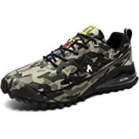 Unisex Trail Running Shoes Men's Hiking Shoes Cross-Country Trekking Sports Trainers Lightweight Breathable Walking…