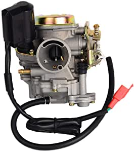 Beehive Filter Aftermarket Carb Carburetor For Moped Scooter 50 Cc Chinese Gy6 139qmb 49 Cc 60 Cc Vehicles Baja Auto