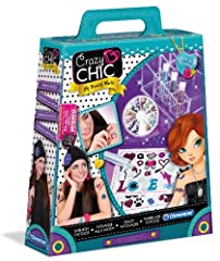 Idea Regalo - Clementoni 15964 - Crazy Chic My Crazy Tattoo