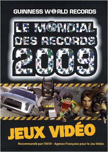 Vignette du document Le  mondial des records jeux vidéo 2009