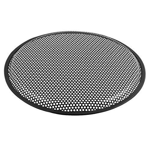 DealMux 12 Car Audio Lautsprecher Mesh-Sub Woofer Subwoofer Grill Staubschutz-Schutz