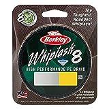 Berkley WHIPLASH 8 300M 0.14 YELLOW