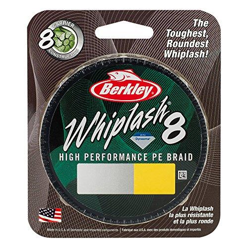 Berkley WHIPLASH 8 300M 0.06 YELLOW