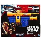 Hasbro Super Soaker B4439EU4 - Star Wars E7 Han Solo Blaster, Wasserpistole
