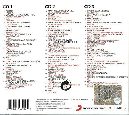 M2o Dance Xperience - La Compilation All Stato Puro [3 CD]
