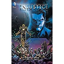 Injustice: Gods Among Us Year Two Vol. 2 by Tom Taylor (2015-11-17)