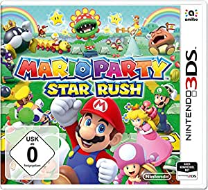 Mario Party: Star Rush [3DS]: Nintendo