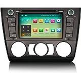 Android 7 1 Gps Dvd Bt Car Radio Navi For Bmw 1 Series E81 E82 E87 E88 Navigation Car Hifi