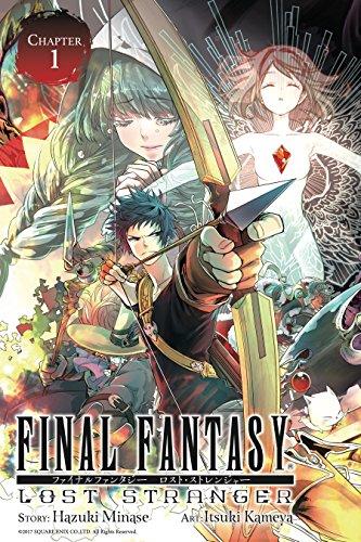 Final Fantasy Lost Stranger #1