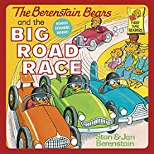 The Berenstain Bears and the Big Road Race (First time readers)