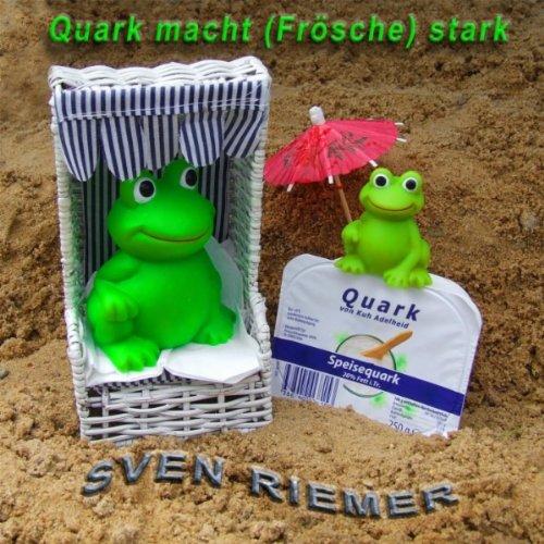 Quark macht Frösche stark