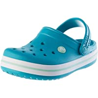 Crocs Crocband Clog Kids, Zoccoli Bambino Unisex-Adulto