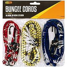 Corda Elastica - Confezione Da 6 corda elastica, vari formati e colori, Accessori Auto