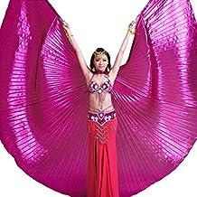 Alas de Isis para traje de danza del vientre, de Best Dance rosa Dark Pink