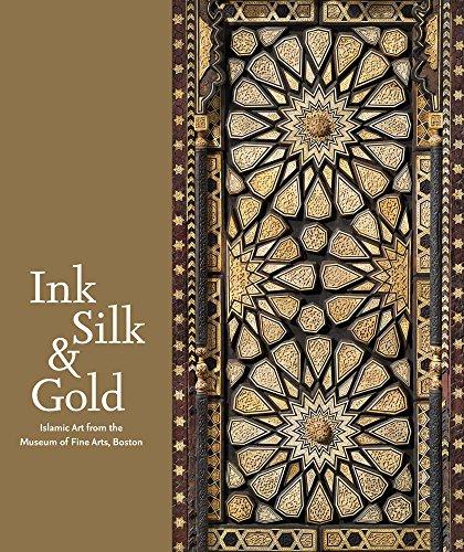 Ink, silk, and gold par Laura Weinstein