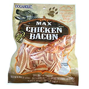 Rena Max Chicken Bacon Strips, BBQ, 130 g
