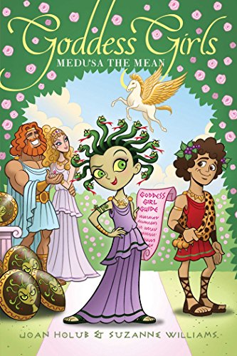 Medusa the Mean (Goddess Girls Book 8)