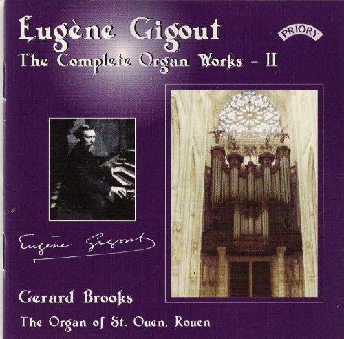 Gigout Orgelwerke Vol.2