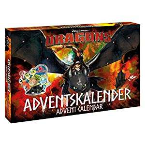 61Xtyz3AkAL. SS300  - Craze 57323 - Adventskalender Dreamworks Dragons
