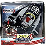 Sonic All-Stars Racing Transformed Shadow The Hedgehog With Plane Action Figure by Animewild (English Manual)