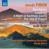 Fibich:   Orch Works Vol. 4 [Marek tilec, Czech National Symphony Orchestra] [NAXOS: 8573310]
