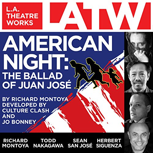 American Night: The Ballad of Juan Jose (Dramatized)  Audiolibri