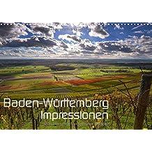 Baden-Württemberg Impressionen (Wandkalender 2018 DIN A3 quer): Das Ländle: Impressionen aus Baden Württemberg. Ein Stück erlebbares Paradies. (Monatskalender, 14 Seiten ) (CALVENDO Orte)