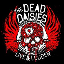 "Live & Louder [Boxset: 2LP, Digi+DVD, 7"" rote Vinyl Single, A1 Poster, Patch, Sticker, Button, Photokarte] [Vinyl LP]"