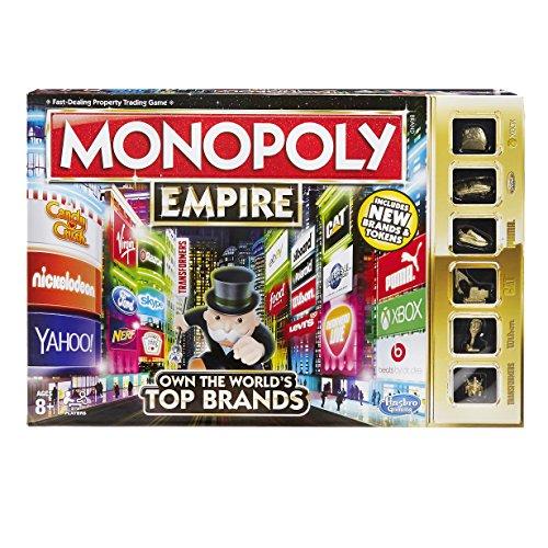 Hasbro gioco da tavolo, Monopoly Empire (lingua italiana non garantita)
