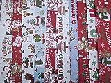 20 fogli di carta da regalo natalizia per bambini