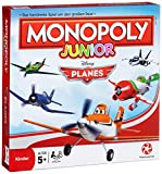 Winning Moves 43010-Monopoly Junior Disney Planes