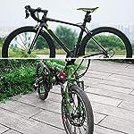 Walmeck-Blocco-antifurto-per-Bici-Blocco-antifurto-per-Biciclette-MTB-Pieghevole-per-Moto